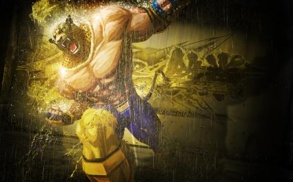 King in Tekken