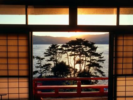 Kinkazan Island Wallpaper Japan World