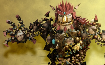 Knack PS4 Game
