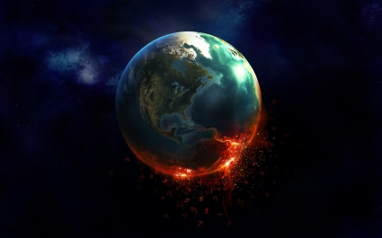 Knowing Burning Earth