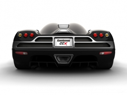 Koenigsegg CCX Black Wallpaper Koenigsegg Cars