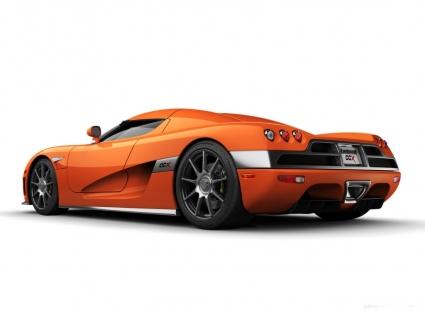 Koenigsegg Orange Wallpaper Koenigsegg Cars