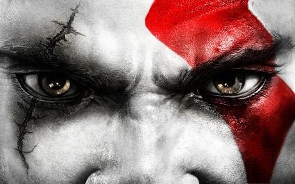Kratos Eyes