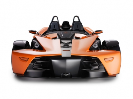 KTM X Bow Front View Wallpaper Concept Cars