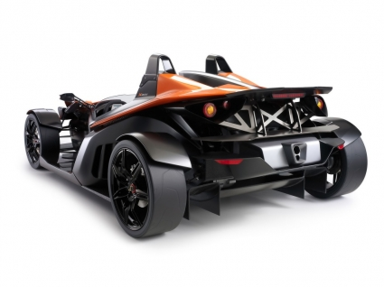 KTM X Bow Rear Side View Wallpaper Concept Cars