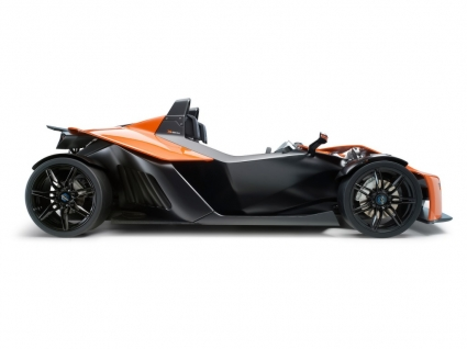 KTM X Bow Side View Wallpaper Concept Cars