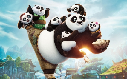 Kung Fu Panda 3 2016