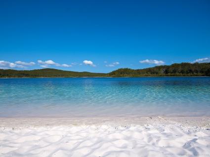 Lake McKenzie Wallpaper Australia World