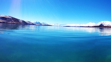 Lake Tekapo Mackenzie District New Zealand