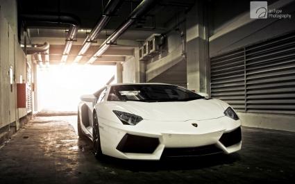 Lamborghini Aventador Latest