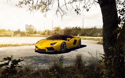 Lamborghini Aventador V Roadster Vorsteiner
