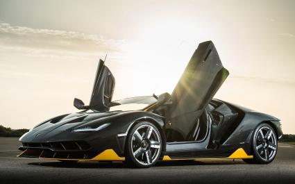 Lamborghini Centenario Hyper Car