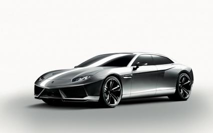 Lamborghini Estoque Concept Wide