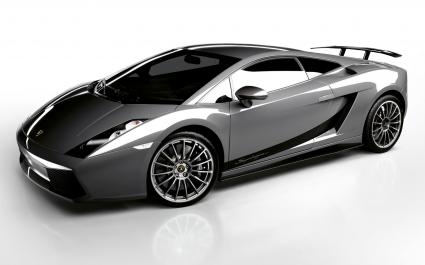 Lamborghini Galardo Superleggera
