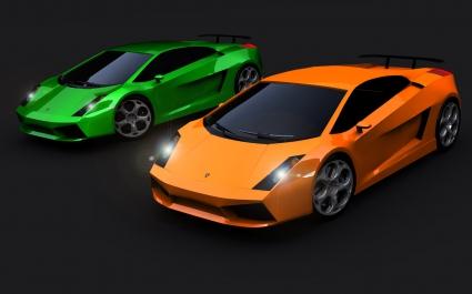 Lamborghini Gallardo 2007 HD