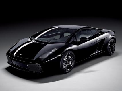 Lamborghini Gallardo Black Wallpaper Lamborghini Cars