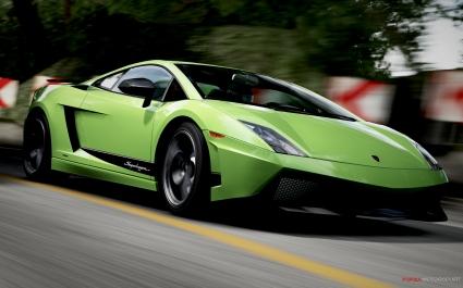 Lamborghini Gallardo in Forza Motorsport 4