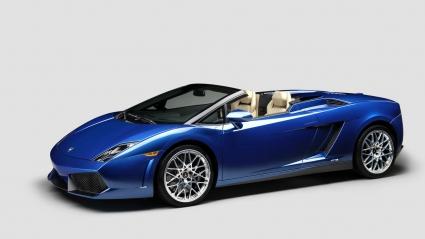Lamborghini Gallardo LP 550 Spyder 2012