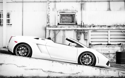 Lamborghini Gallardo Spyder ADV1 Wheels