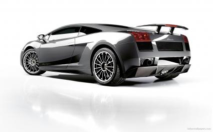 Lamborghini Gallardo Superleggera 2