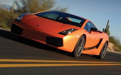 Lamborghini Gallardo Superleggera 5