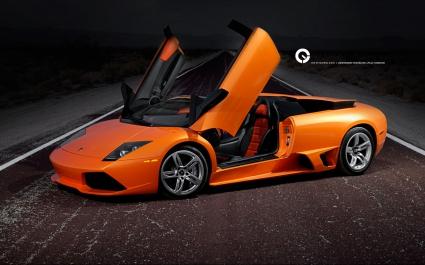 Lamborghini Murcielago Widescreen