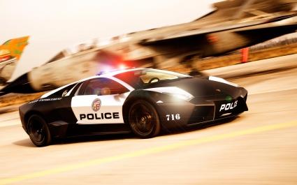 Lamborghini NFS Hot Pursuit