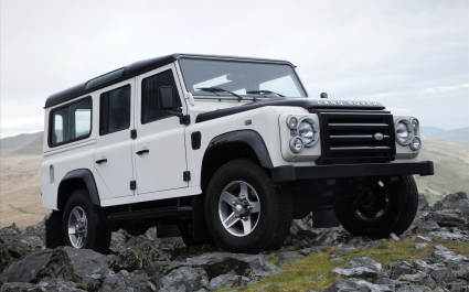 Land Rover Defender Fire Ice Editions 3