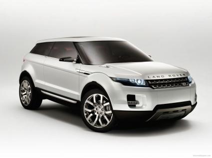 Land Rover LRX Concept 4