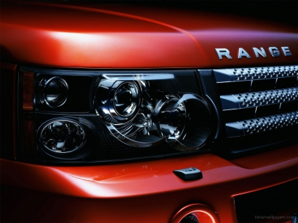 Land Rover Range Rover Sport Headlight