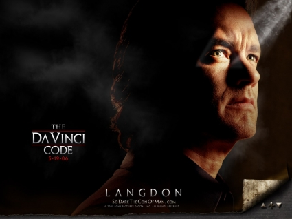 Langdon Wallpaper The Da Vinci Code Movies