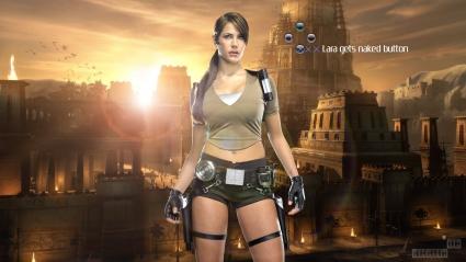 Lara Croft HDTV 1080p
