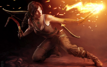 Lara Croft Tomb Raider 2012