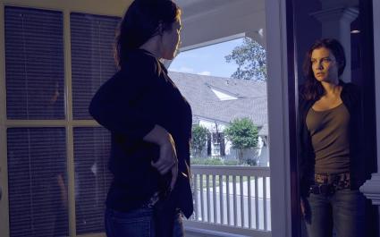 Lauren Cohan Walking Dead Season 6
