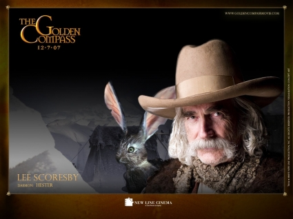 Lee Scoresby Wallpaper The Golden Compass Movies