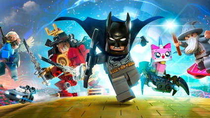 LEGO Dimensions 2015 Game