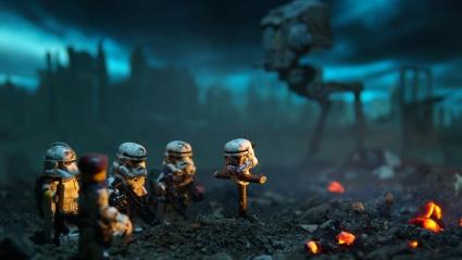 Lego Star Wars Stormtroopers