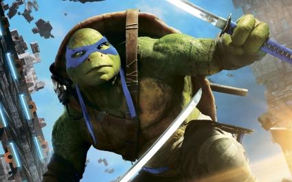 Leonardo TMNT Out of the Shadows
