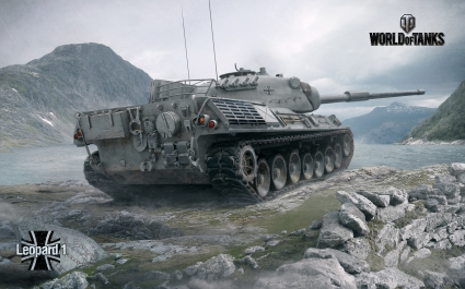 Leopard 1 World of Tanks
