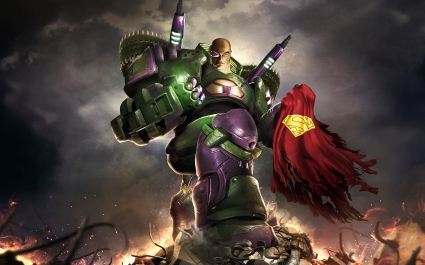 Lex Luthor DC Universe Online