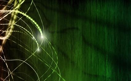 Light Movement Wallpaper Abstract 3D