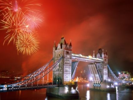 Light up the Night Wallpaper England World