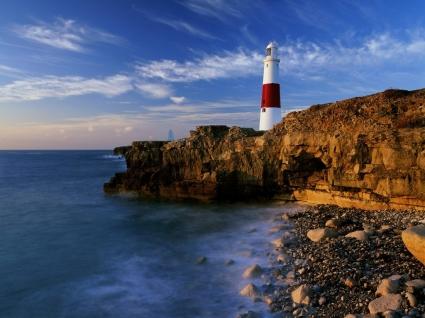 Lighthouse Wallpaper England World