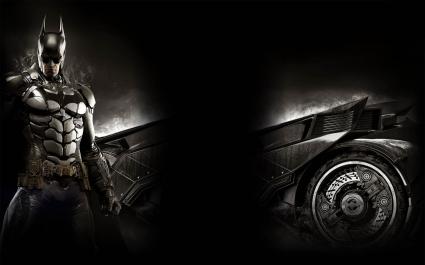Limited Edition Batman Arkham Knight