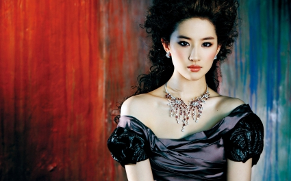 liu yifei hot