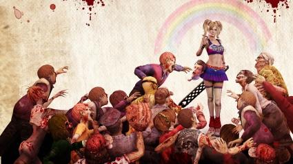 Lollipop Chainsaw Zombie Game