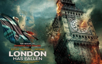 London Has Fallen 2015 Movie