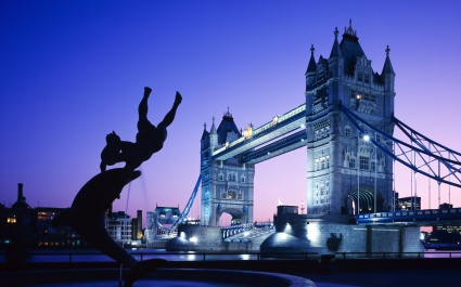 London Tower Bridge UK