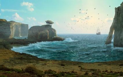 Lost Sail