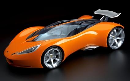 Lotus Crazy Concept